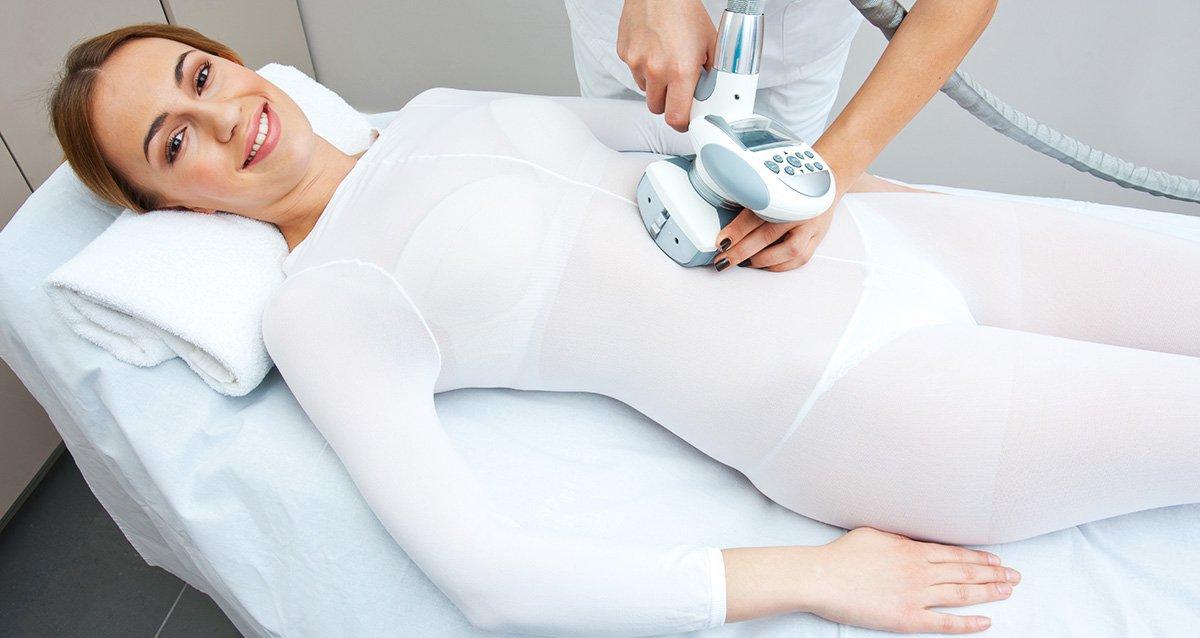 Аппаратный массаж LPG