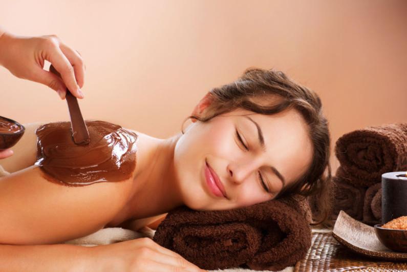 Пилинг «Шоколадное удовольствие»