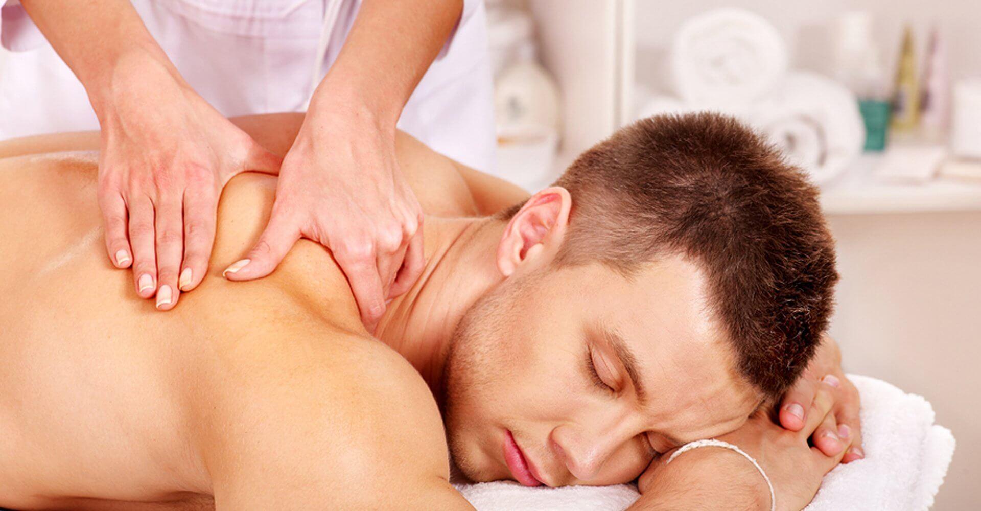 Классический - оздоровительный массаж