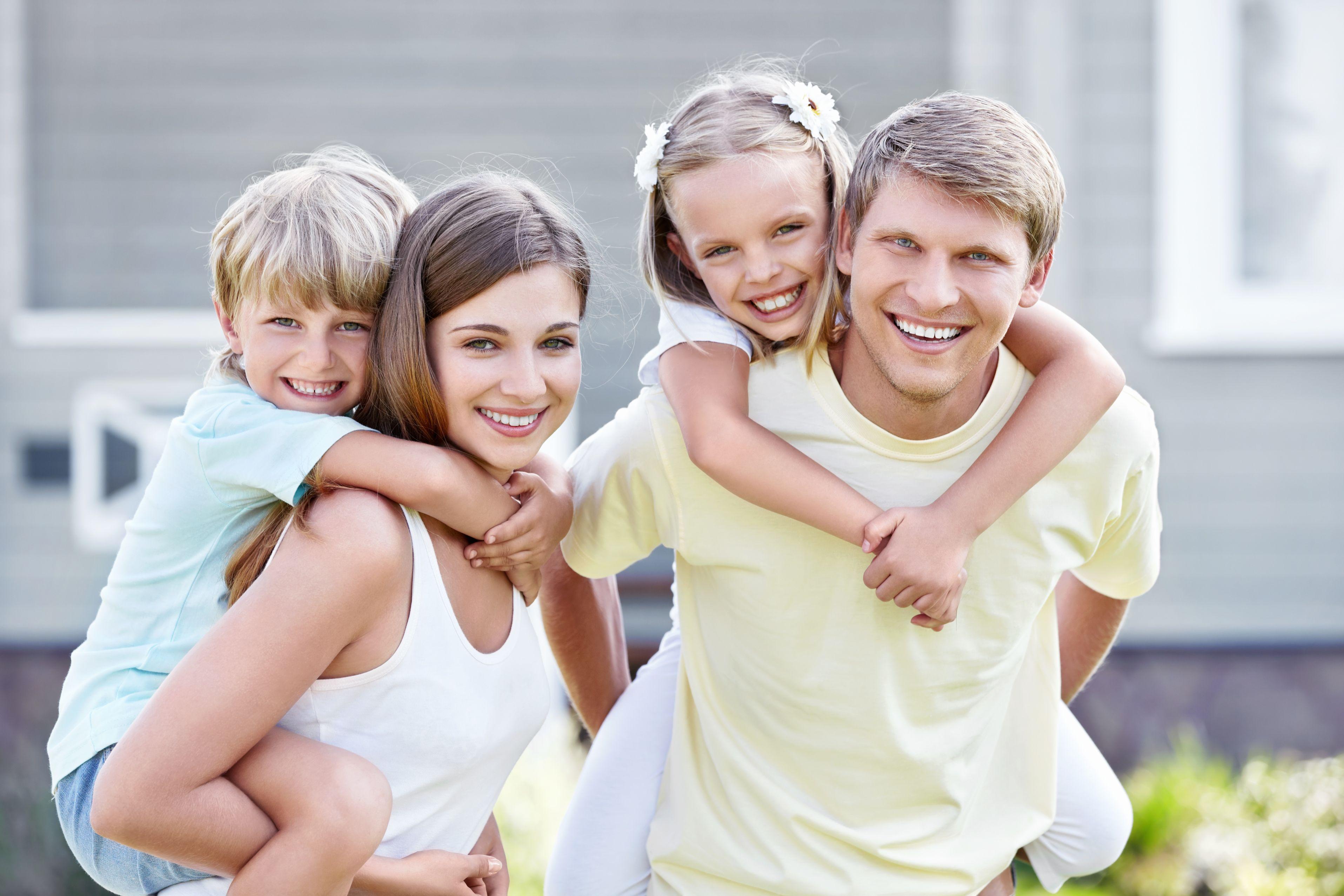 Семейная фотосессия Днепр