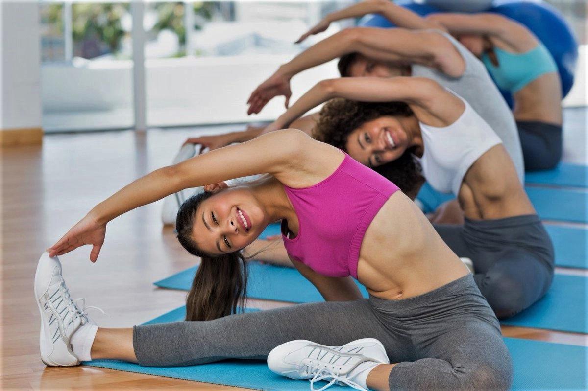 Курс йоги (в группе)