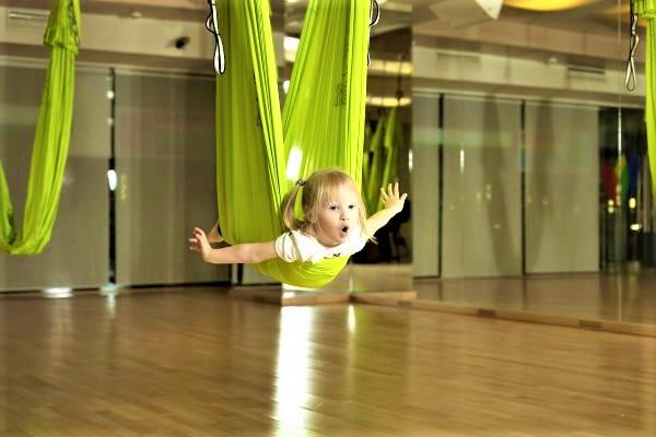 Индивидуальное занятие по Fly-йоге