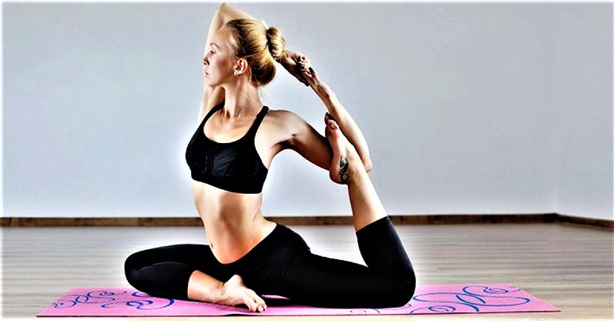 Мастер - класс йоги