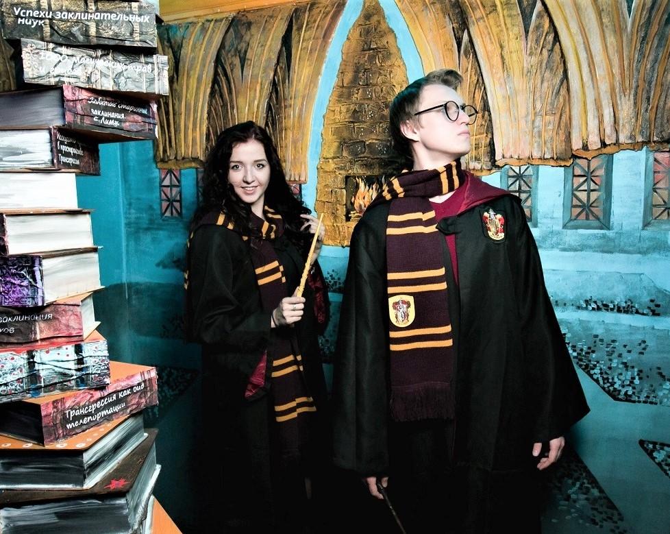 """Магический квест Гарри Потттер """"Тайна восьмого крестража"""""""