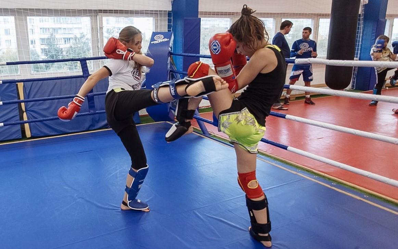 Мастер-класс тайского бокса