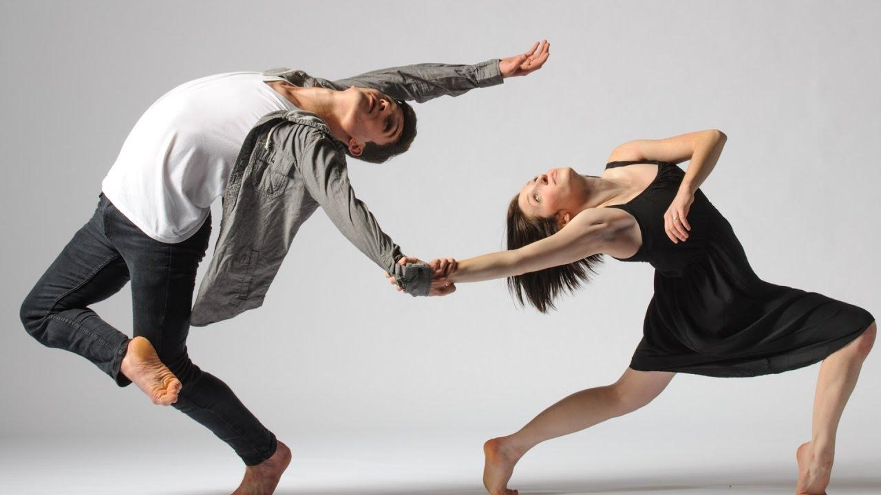 Мастер - класс танца для двоих