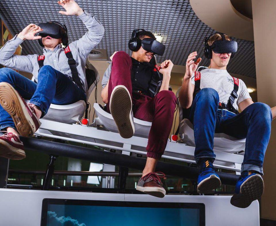 Фильм в виртуальных очках